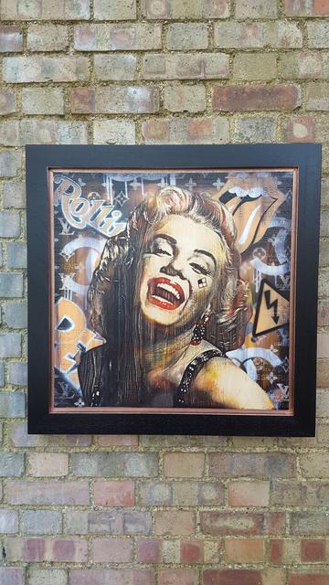, 'Marilyn,' 2017, Reem Gallery