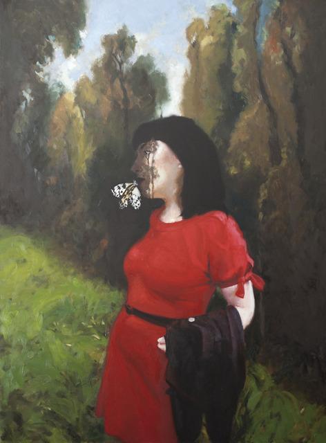 , 'En un bosque,' , Contrast Gallery
