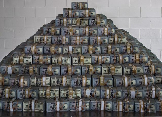 , '$50,000,000 #1,' 2016, Edwynn Houk Gallery