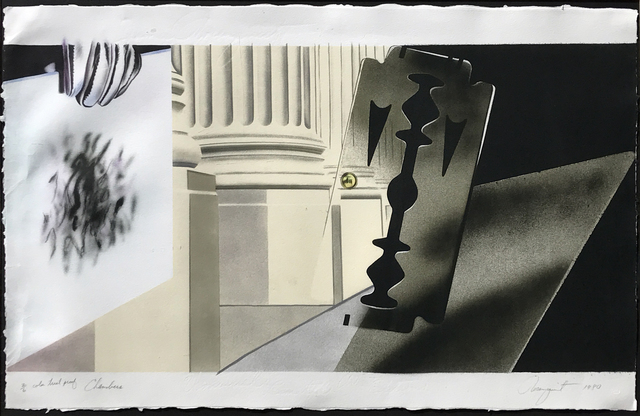 , 'Chambers,' 1980, Eckert Fine Art