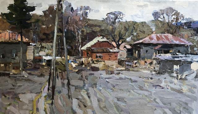, 'Fall in Sednev,' 1967, Gallery 901