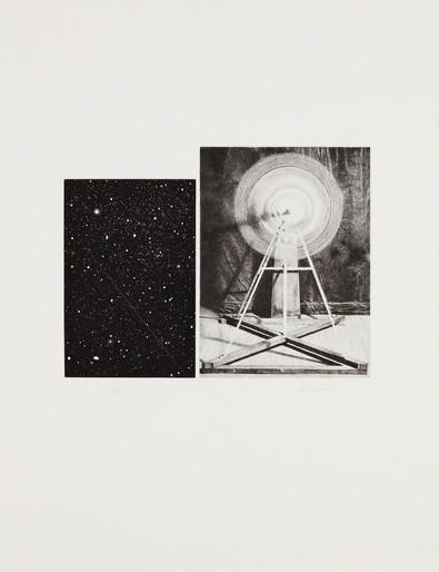 , 'Concentric Bearings A,' 1984, Susan Sheehan Gallery