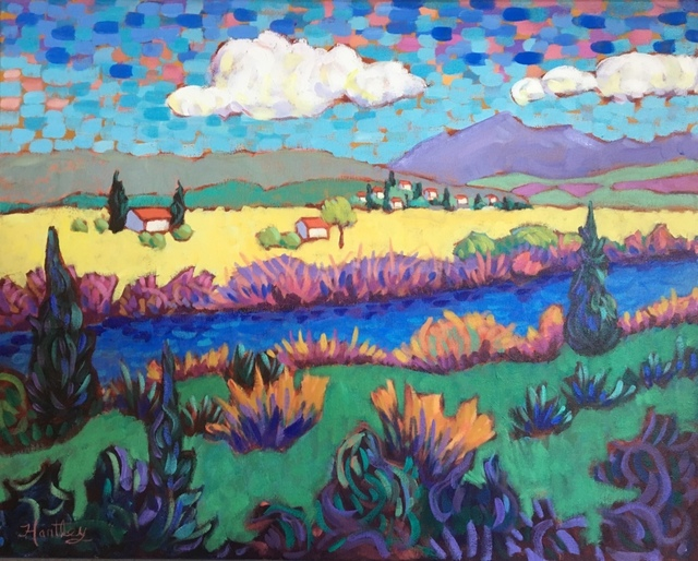 ", '""Along the River"",' 2018, Bonner David Galleries"