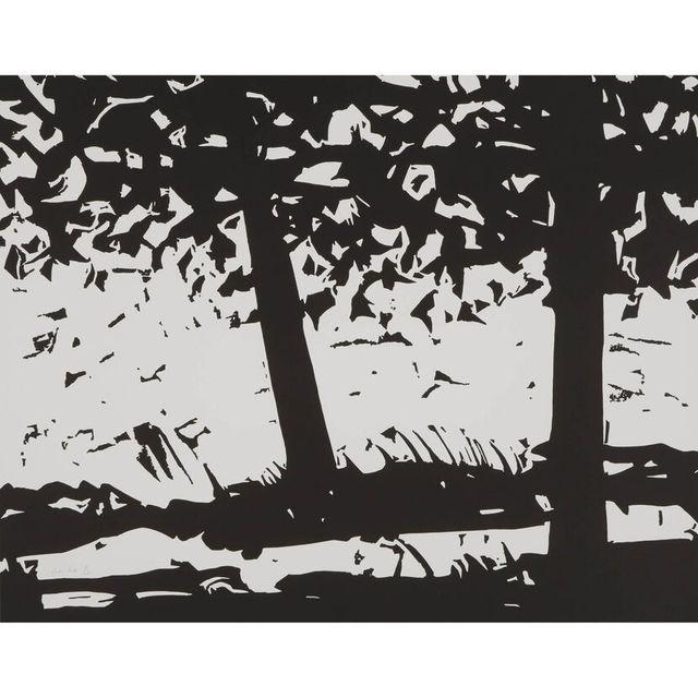 Alex Katz, 'Maine Woods', 2013, Artsnap