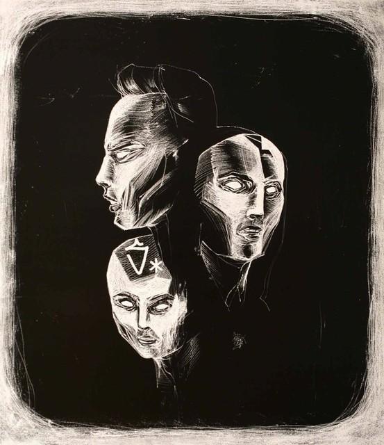Titi Freak, 'New Lordz', 2008, Jonathan LeVine Projects