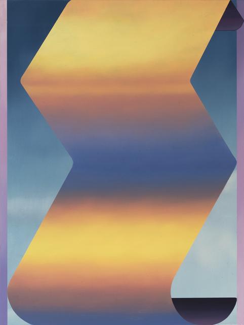 , 'Sky Sliver,' 2017, Tempe Digital