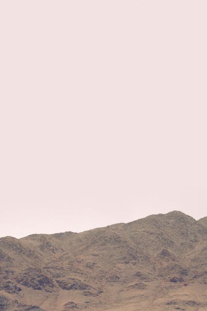 Jordan Sullivan, 'Death Valley Mountain #9', 2016, Rubber Factory