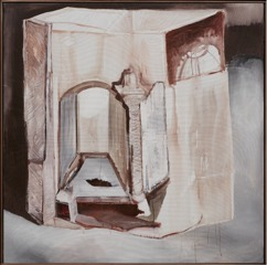 , 'Crooked House NO.050525,' 2015, Irene Laub Brussels