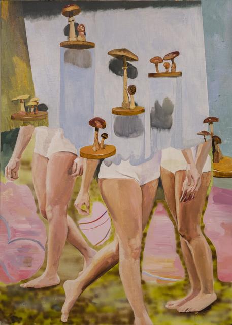 , 'Psychic, Love, Spirit,' 2019, Tabula Rasa Gallery