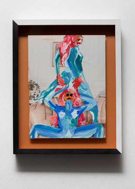 , 'Cherry Curry & Spicy Diamond,' 2018, LAMB Arts