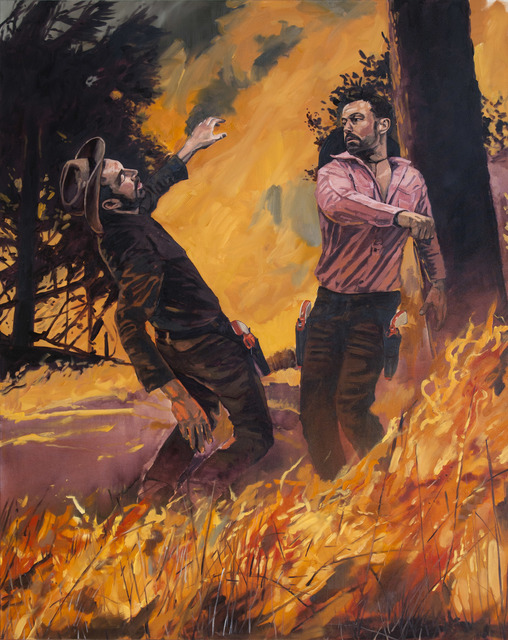 , 'Buck Jones in the Burning Forest,' 2018, Visions West Contemporary