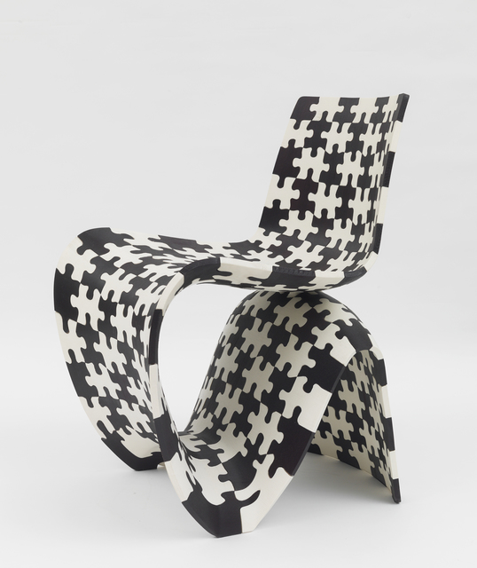 Joris Laarman, 'Maker Chair (3D Puzzle)', 2014, Friedman Benda