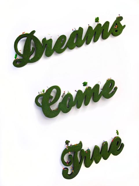 , 'Dreams Come True,' 2017, Spoke Art