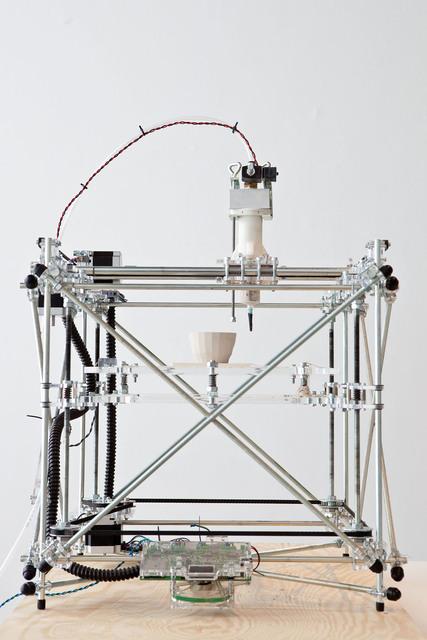 , 'L'Artisan Électronique,' 2010, Bellevue Arts Museum