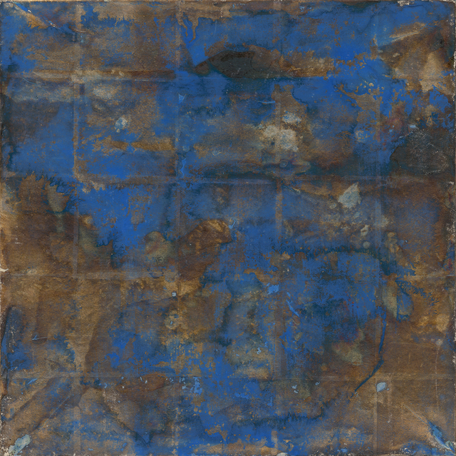 , 'Azurite on Dark Silver,' 2002, Artrue Gallery