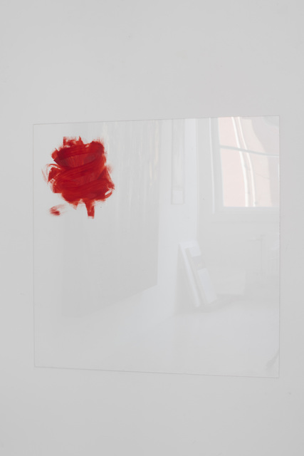 , 'Composition in Red or Flawless,' 2018, Andréhn-Schiptjenko