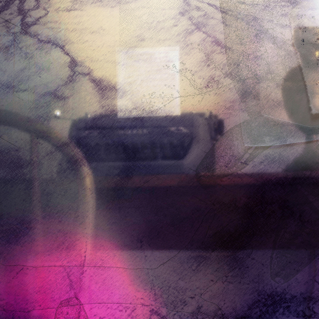 Beth Fein, 'Poet's Dream', 2020, Drawing, Collage or other Work on Paper, Altered photo, pinhole photo, etching, screenprint, Dab Art