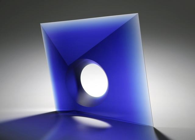 , 'Cobalt Kaleidoscope,' 2019, Ai Bo Gallery