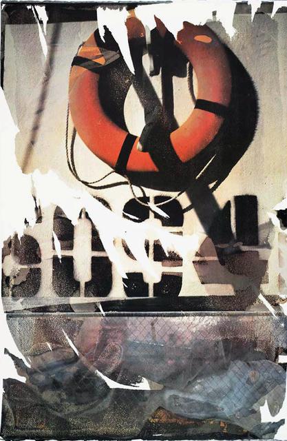 Robert Rauschenberg, 'Tribute 21: Health', 1994, Hamilton-Selway Fine Art
