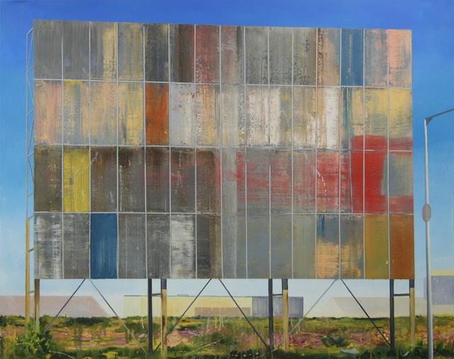 , 'Billboard Painting ,' 2017, Arusha Gallery