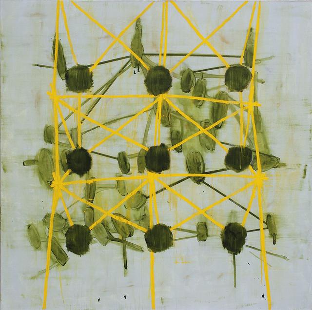, 'Netwerken,' 2009, Galerie Zwart Huis