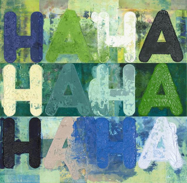 , 'HA, HA, HA,' 2018, Carolina Nitsch Contemporary Art