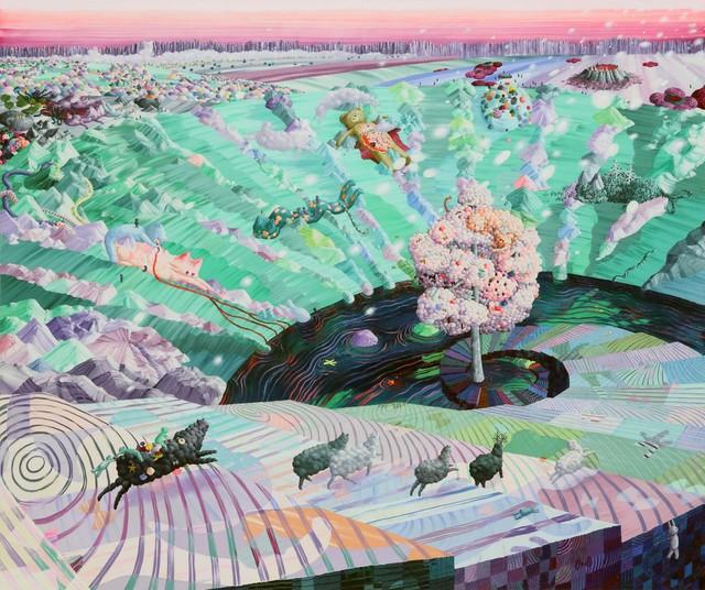 , 'Paradise or Hell,' 2015, Mizuma Art Gallery