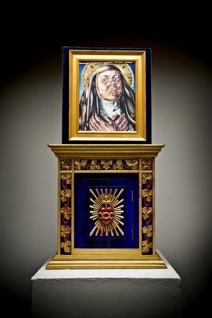 , 'Hildegard's Box,' 2013, Somerville Manning Gallery