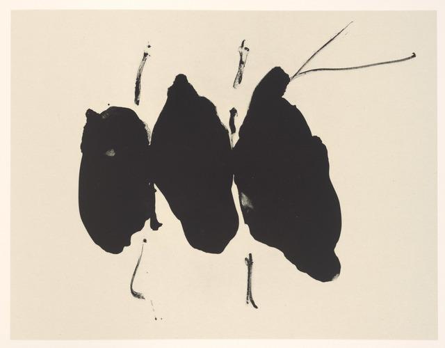 , 'Mexican Elegy,' 1987, de Young Museum