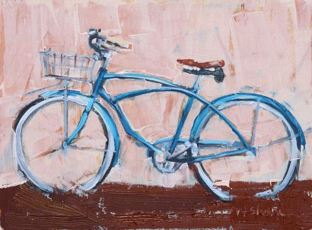 Stephanie Hartshorn, 'Blue Streak', 2015, Abend Gallery