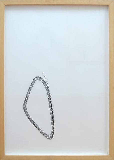 , 'Pesponto V,' 2013, Caroline Pagès Gallery