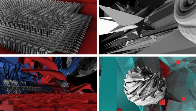 , 'Editable Polygon,' 2015, A+ Contemporary