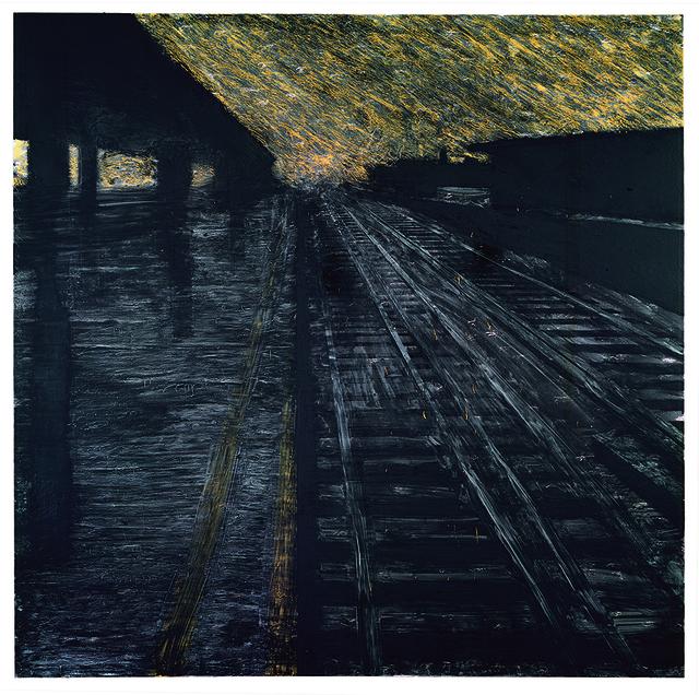 , 'Herndon Railway, 18 August 1988,' 1988, Huxley-Parlour