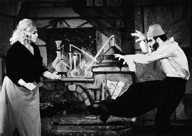 , 'Charles Ludlam's 'Bluebeard', Evergreen Theatre,' 1970-1995, Herlitzka + Faria
