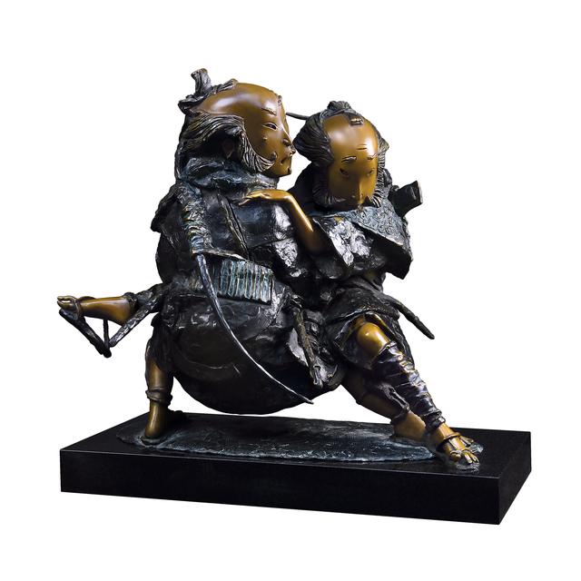 , 'Samurais Tango,' 2012, OSTASHOV sculpture
