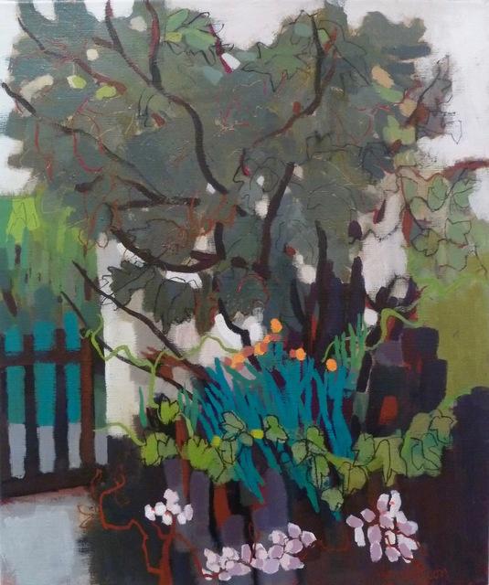 , 'La Porte du Jardin,' 2015, Susan Eley Fine Art
