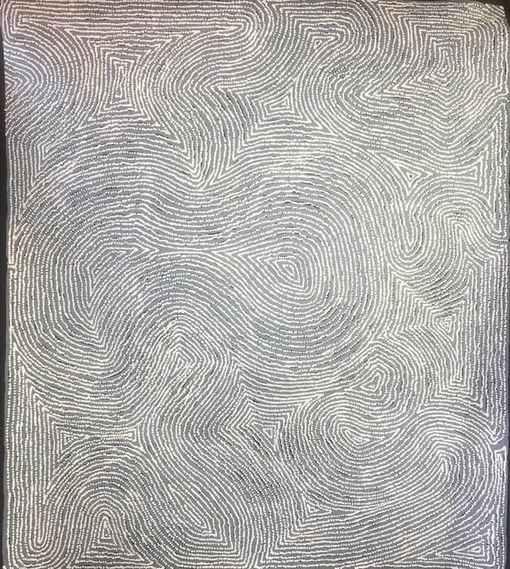 Warlimpirrnga Tjapaltjarri, 'Untitled', 2019, Gannon House Gallery