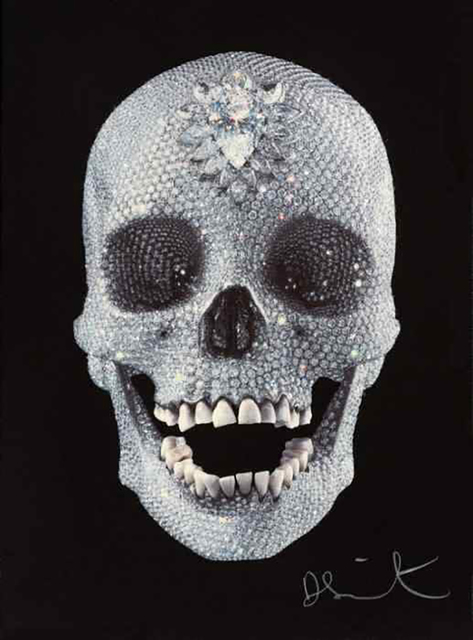 Damien Hirst, '3D Skull (Small)', 2012, Print, Digital Print on PETG plastic, DTR Modern Galleries