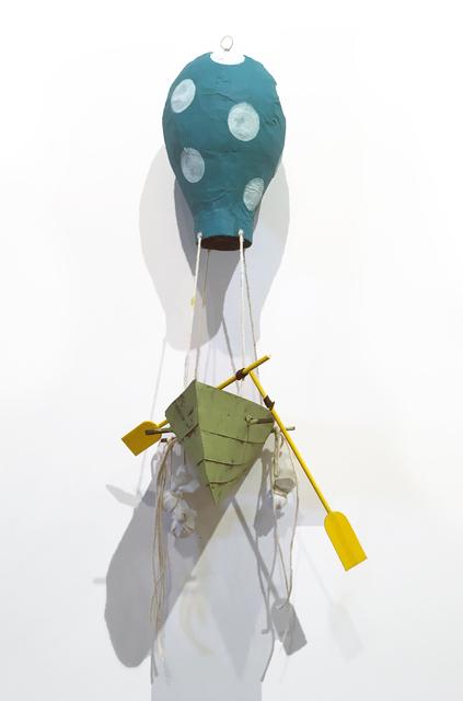 , 'Balloon Boat (poka dots),' 2020, BoxHeart