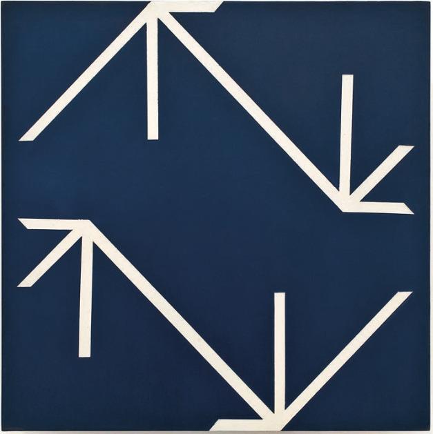 , 'Quatro grupos de elementos,' 1959, Bergamin & Gomide
