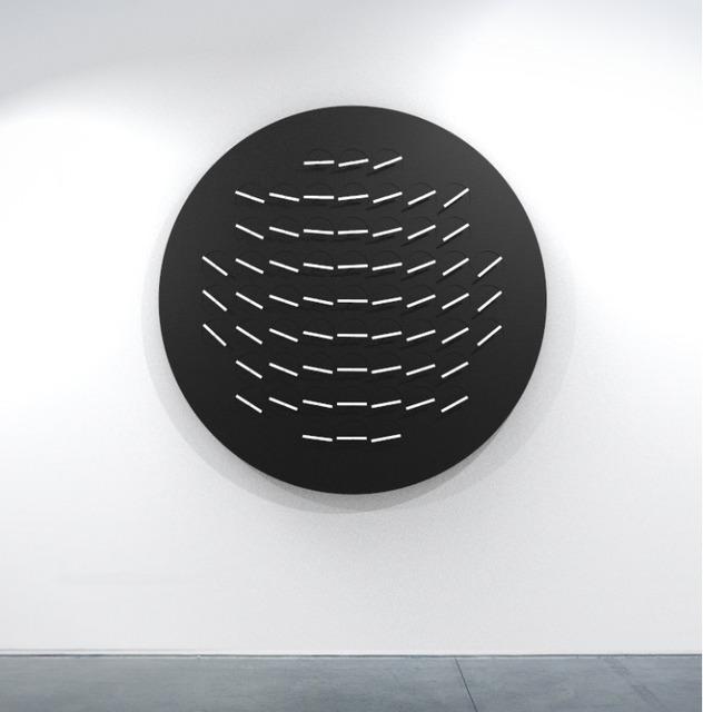 , 'A Million Times 61c black,' , Dillon + Lee