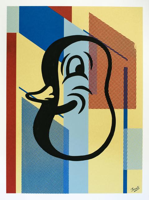 , '#36,' 2016, Jonathan LeVine Projects