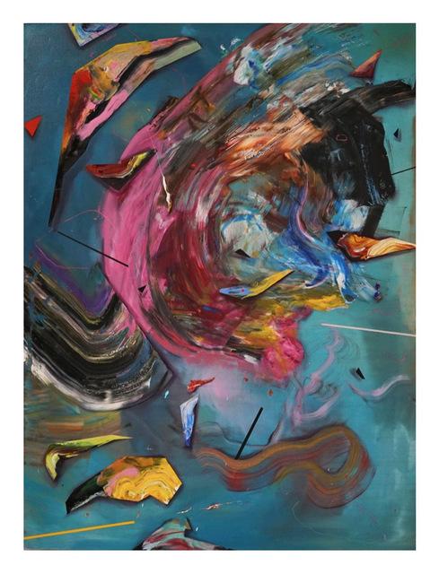 ", '""The Drum"",' 2018, Mugello Gallery"