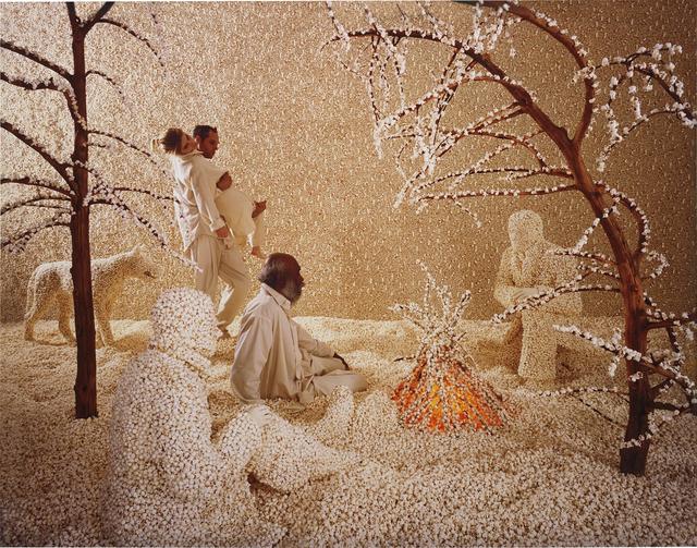 Sandy Skoglund, 'Raining Pop Corn', 2001, Phillips