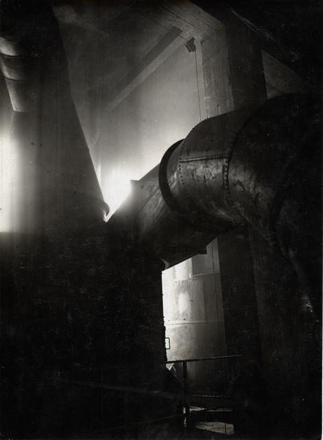 , 'Electric plant Issy les Moulineaux,' 1928, Jeu de Paume