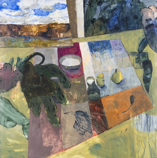 , 'Studio Table,' 2019, Valley House Gallery & Sculpture Garden