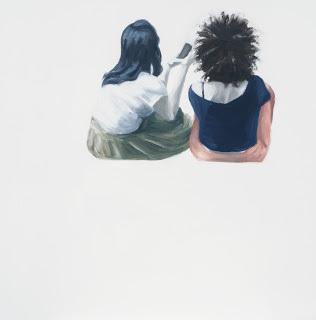 """Eloá Carvalho, 'série """"Eu não sou Roberto Carlos""""', 2015, C. galeria"""