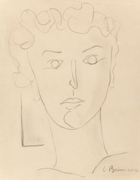 Untitled (Portrait of Maria Tanase)