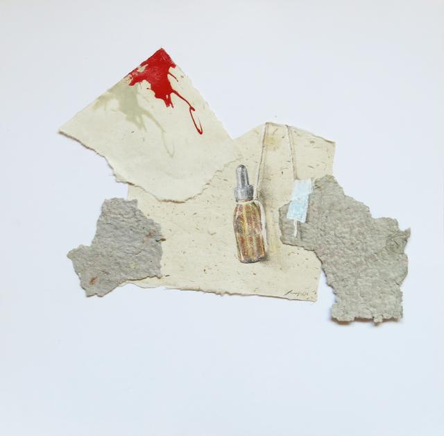 , 'Gotero irregular,' 2016, Beatriz Esguerra Art