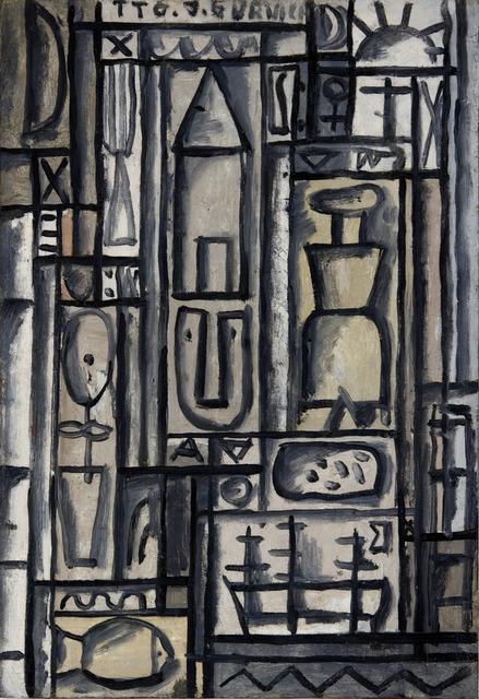 , 'Constructivo en blanco y negro,' ca. 1950, Sammer Gallery LLC